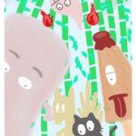 LINE@おともだち限定 壁紙プレゼント2018年08月 byいりおもて